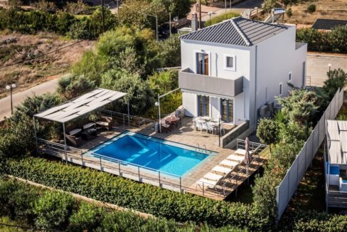House with Pool for Sale at Chania 12