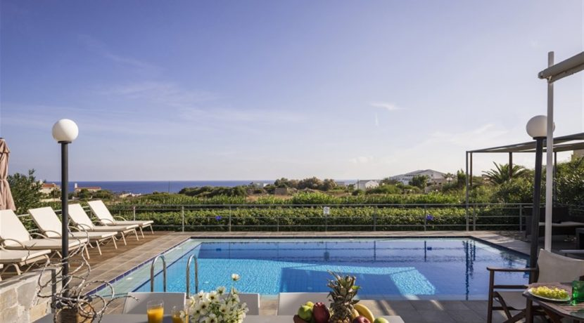 House with Pool for Sale at Chania 13
