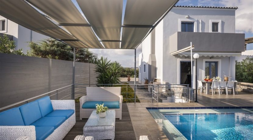 House with Pool for Sale at Chania 15