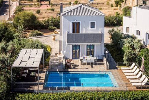 House with Pool for Sale at Chania 16