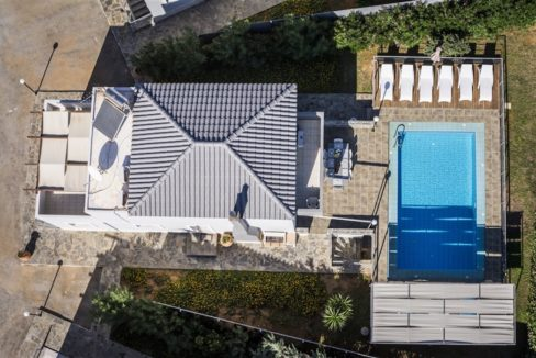 House with Pool for Sale at Chania 17