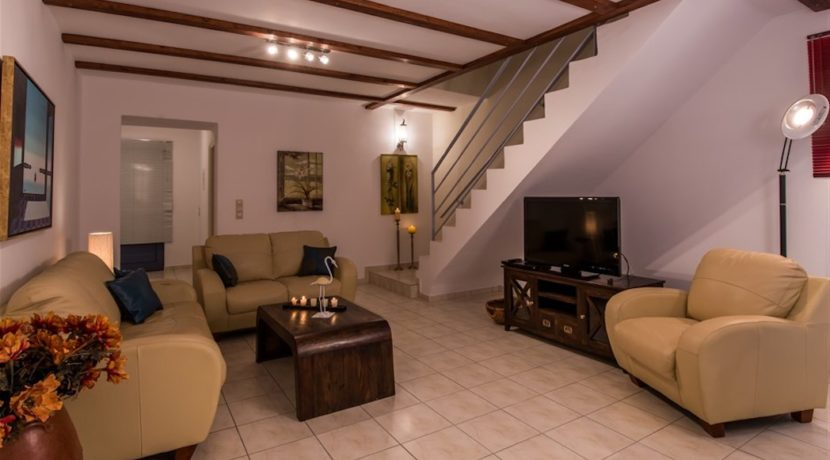 House with Pool for Sale at Chania 24
