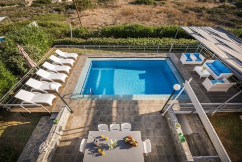 House with Pool for Sale at Chania 28