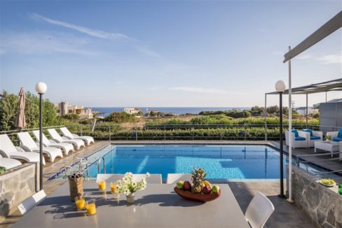 House with Pool for Sale at Chania 29