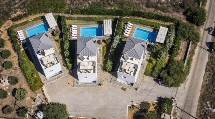 House with Pool for Sale at Chania 30