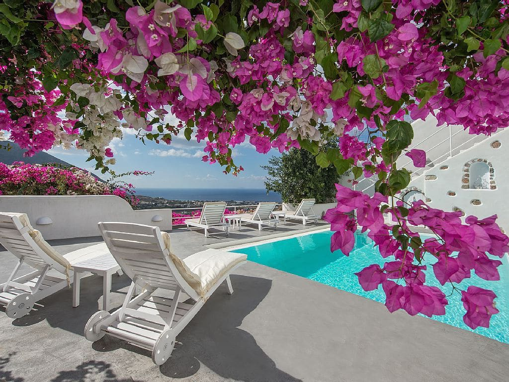 Cave Villa For Sale Santorini