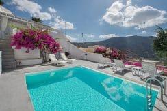 Cave Villa For Sale Santorini