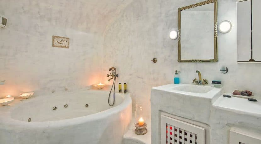 Cave Villa For Sale Santorini 6
