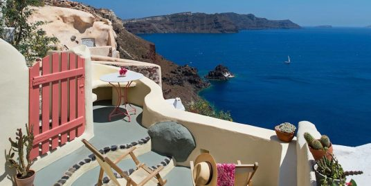 Caldera House at Oia Santorini For Sale