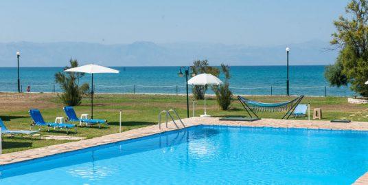 Hotel For Sale Corfu -1200 sq.m buildings – 4 Villas Complex