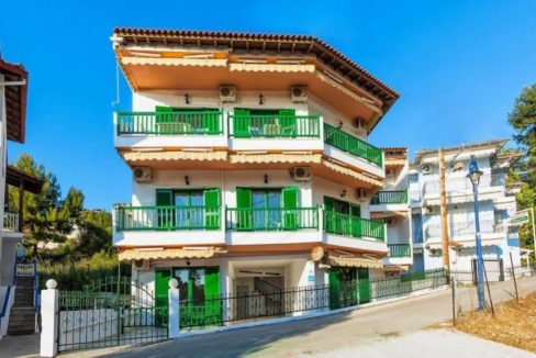 Hotel For Sale Kassandra Halkidiki