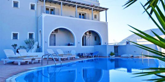 Hotel For Sale Santorini – 11 Rooms