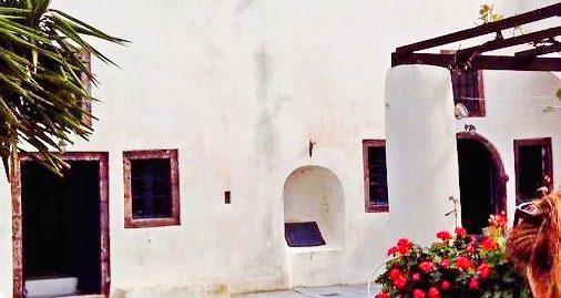 Hotel at Finikia of Oia Santorini