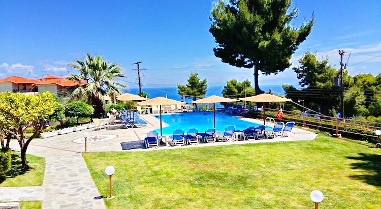 Hotel for Sale Halkidiki 2