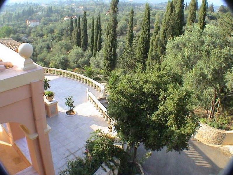Magnificent Villa with Sea Views at Corfu ( 630 sq.m )