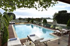Villa Athens with Sea View, Saronida. With beautiful sea views and pool, with 4 bedrooms,  Beachfront Villa in Athens, Luxury Estate in Athens