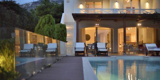Villa Athens with Sea View – Saronida- 204 sq.m