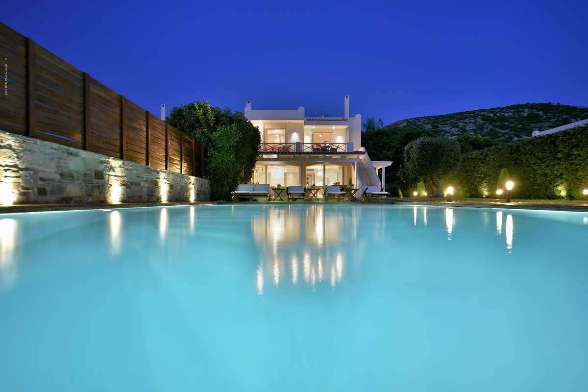Sea View Villa South Athens – Saronida