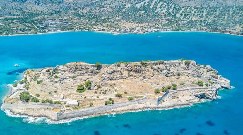 Seafront Land Crete For Sale
