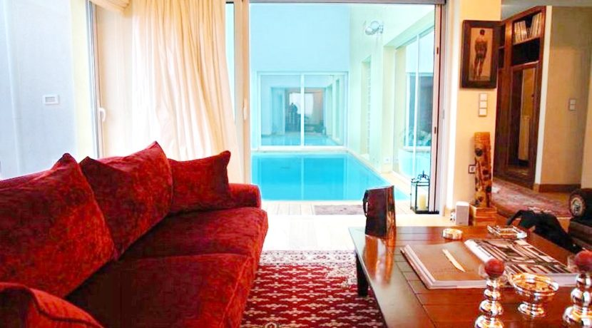 Top floor Apartment with swimming pool, in the center of Glyfada. Luxury aparmtnet at Glyfada Athens, Luxury Homes in Glyfada, Glyfada Homes for Sale 1