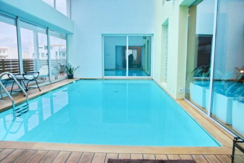Top floor Apartment with swimming pool, in the center of Glyfada. Luxury aparmtnet at Glyfada Athens, Luxury Homes in Glyfada, Glyfada Homes for Sale 26