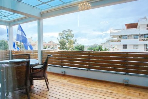 Top floor Apartment with swimming pool, in the center of Glyfada. Luxury aparmtnet at Glyfada Athens, Luxury Homes in Glyfada, Glyfada Homes for Sale 4
