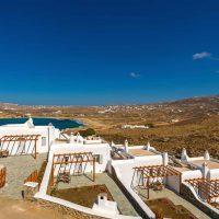 Villas near the sea Mykonos