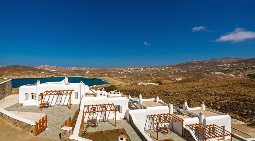Villas near the sea Mykonos