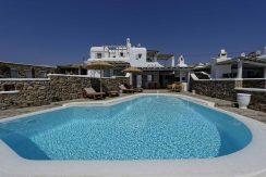Mykonos Villa with Pool 4