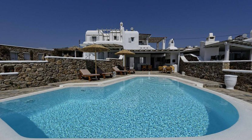 Mykonos Villa with Pool 4
