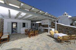 Mykonos Villa with Pool 11