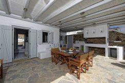 Mykonos Villa with Pool 12
