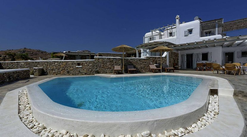 Mykonos Villa with Pool 5