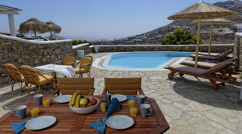 Mykonos Villa with Pool 1