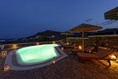 Mykonos Villa with Pool 10