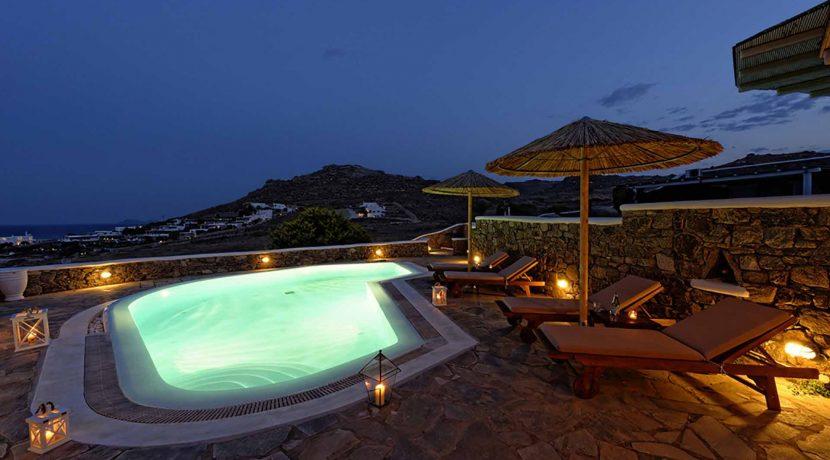 Mykonos Villa with Pool 10