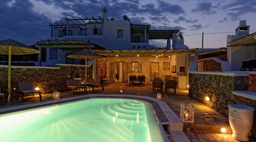 Mykonos Villa with Pool 7