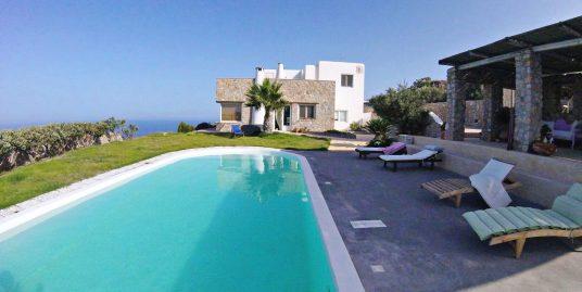 Big Villa with Sea Views at Santorini