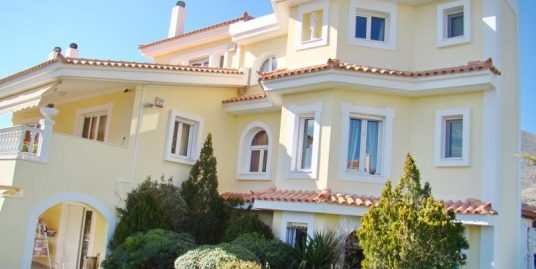 Villa for Sale Lagonisi South Athens – 300 sq.m