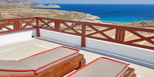 Best Villa Mykonos of 720 sq.m with amazing Sea view