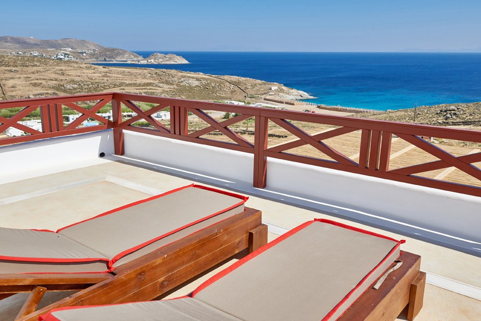 Best Villa Mykonos of 880 sq.m with amazing Sea view