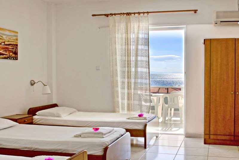 For Rent Hotel at Kassandra Halkidiki – 14 Rooms