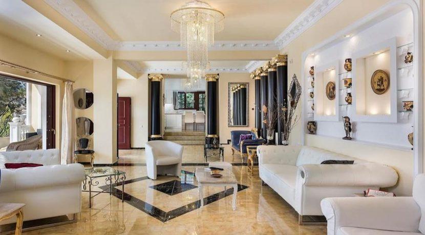 Luxurious ,Ancient Greek Style Villa in Crete 24