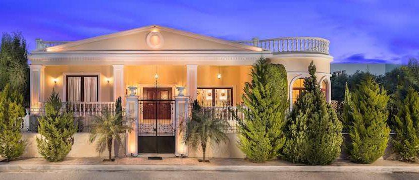 creta holiday luxury villa pandis