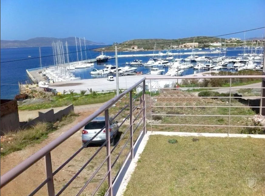 1st at The Sea Villa, Seafront Villa in Athens, Sounio