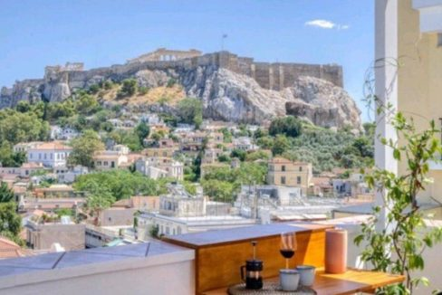 Acropolis View Apartment in Athens, Apartment in Athens near Acropolis, Apartment for Sale in Athens Greece