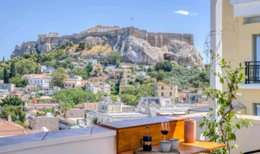 Acropolis View Apartment in Athens, Apartment in Athens near Acropolis, Apartment for Sale in Athens Greece