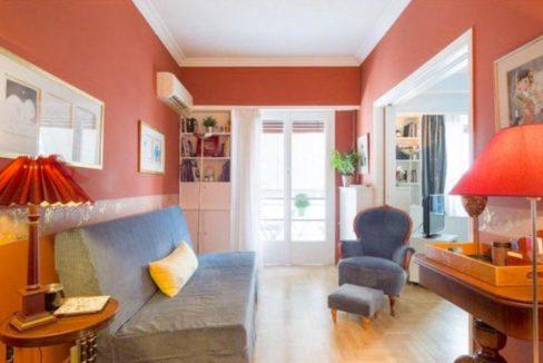 Apartment at Kolonaki Athens 1
