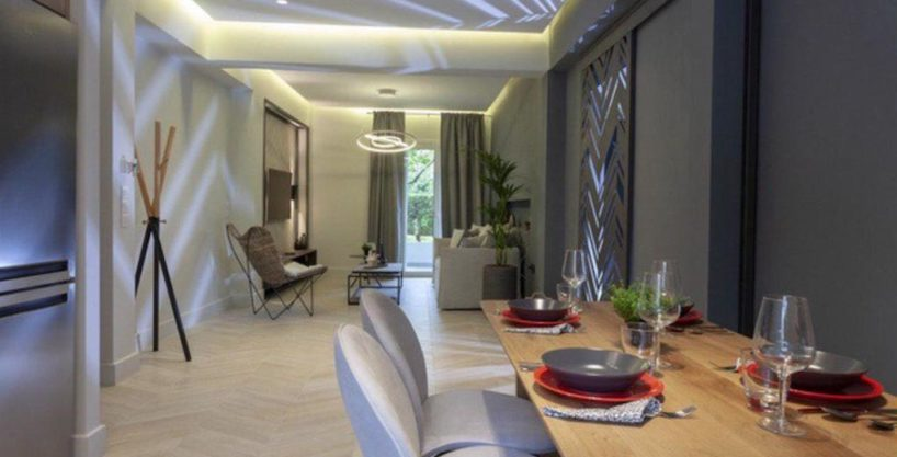 Apartment at Vouliagmeni Athens with Good income from Airbnb, Apartment South Athens, Apartment for Airbnb in Athens, Apartment for Gold Visa