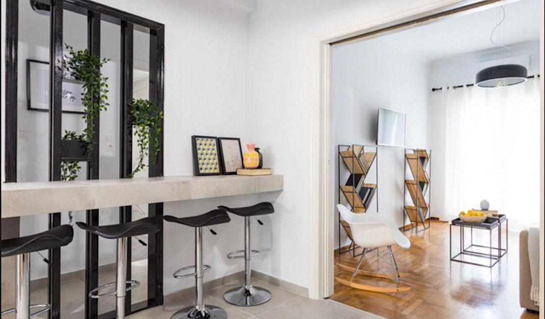 Apartment in Athens city center, Metaxourgeio